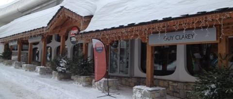 location ski tignes le lac